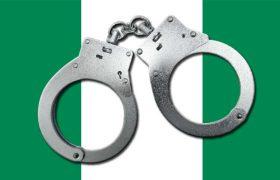 екстрадиран нигериец